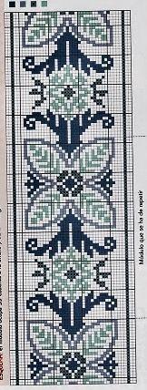 @nika Just Cross Stitch, Cross Stitch Bookmarks, Cross Stitch Borders, Cross Stitch Charts, Cross Stitch Designs, Cross Stitching, Cross Stitch Patterns, Graph Design, Chart Design