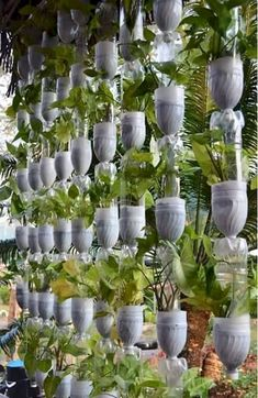 Cool 50 Amazing Vertical Garden Design Ideas And Remodel https://coachdecor.com/50-amazing-vertical-garden-design-ideas-and-remodel/ Aquaponics, Clay, Plants, Garden, Gardens, Plant, Gardening, Home Landscaping, Planets