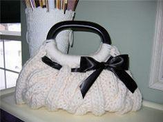Ravelry: Christine Bag pattern by Knitting Nonstop (Dawn Matkovic)