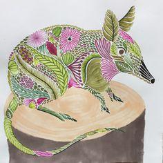 My Colouring Millie Marotta Wild Savannah