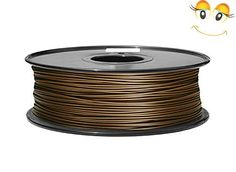 #household #HobbyKing 3D Printer Filament 1.75mm Metal Composite 0.5KG Spool (Copper) HobbyKing have come out with a huge new range of 3D Printer Filaments at pr...