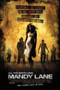 All the Boys Love Mandy Lane (2006) movie #poster, #tshirt, #mousepad, #movieposters2