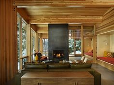 The Architect Is In: DeForest Architects in Seattle: Remodelista