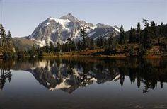 Mt Shuksan, North Cascades Natl Park WA