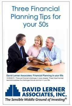 After a lifetime of diligently saving, the day when you can enjoy the retirement you've been planning is just around the corner. The 50s represent the stretch right before the final mile or so of a marathon.
