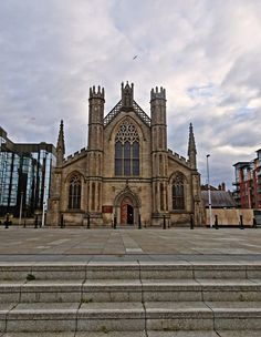 St.Andrew's Cathedral Glasgow, Architect James Gillespie Graham built 1814-1816