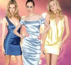 Evening Function Dresses Trends 2012-13