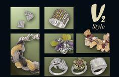 V2 Style - Joyas en Plata
