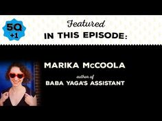 Five Questions (Plus One) with Marika McCoola - YouTube