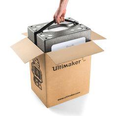 ultimaker 2 go backpack designboom