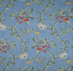 Marie Josephe Lampas by Scalamandre Beach Fabric, Blue Fabric, Architectural Features, Beautiful Homes, House Beautiful, Fabric Sofa, Best Memories, Halloween Party, Print Patterns