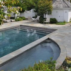 1000 images about spruhill on pinterest limestone patio for Natural stone around pool