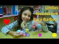 Como fazer necessaire para Barbie