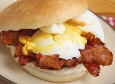 Como hacer un desayuno americano 2