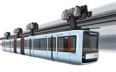 Noch einige Stationen bis Wuppertal ‹ Neue Wagen für die Schwebebahn