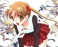 Tags: Anime, Fanart, Gakuen Alice, Sakura Mikan, Pixiv