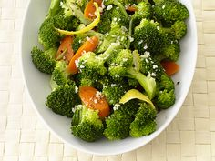Lemon Broccoli Recipe : Food Network Kitchen : Food Network - FoodNetwork.com