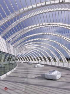 Calatrava-gebouw universiteit Florida