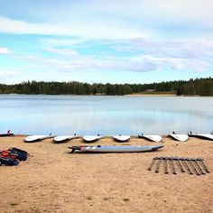 Ready for the day's paddling course @langvikhotel #sup #suppailu #twentyknots #fanaticfinland #langvikhotel http://www.langvik.fi/