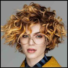 Frisuren fur kurzes gelocktes haar