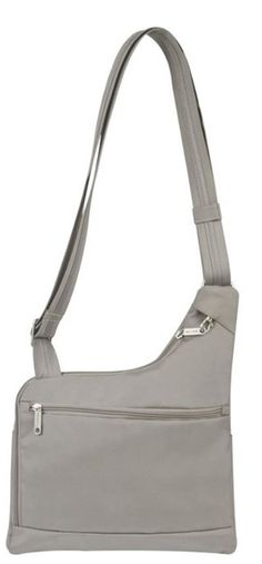 A Stylish Anti Theft Rfid Secure Crossbody Bag For Travel