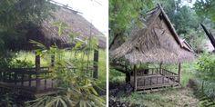 [DECOllectif] Les bonnes idées pour vivre dehors / cabane en bambou au Laos