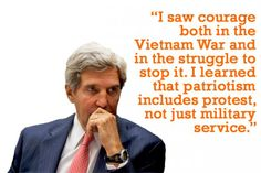 quotes about war: Secretary of State John Kerry