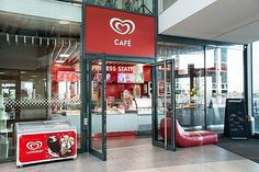 Langnese Cafe by east 1