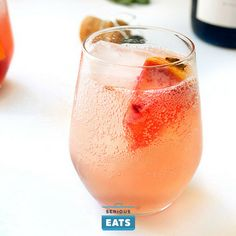 Grapefruits are at their prime right now, so try making this citrusy sangria with grapefruit juice, mint, and bittersweet Lillet Rosé.