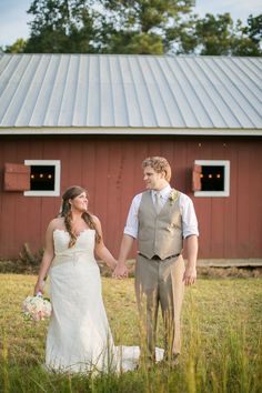 Rustic Style Couple