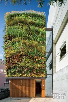 No. 14. Firm: ADN Garden Design; RA Architectural & Design Studio; Subvert. Site: Lisbon, Portugal. Idea: One 2,700-square-foot house distin...