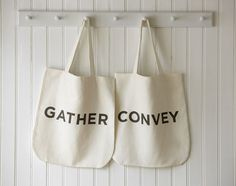 linen market bag from studio patro