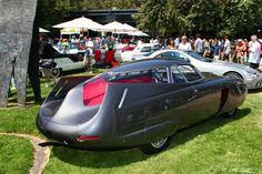 RARELY EVER SEEN OLDE CARS! - 1953 ALFA ROMEO BAT 5 CONCEPT