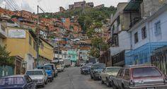 ¡Lluvia de balas! Por seis horas se mantuvo tiroteo en El Cementerio, Caracas