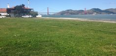 Marina Green Park, San Francisco CA