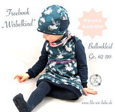 "Ballonkleid ""Wirbelkind"" - Mini Add-On zum Freebook"