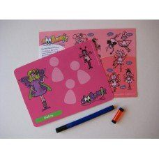 Doodlewiz Insert Pack - Fairy made in Hampshire and supplied by Green Lighthouse Limited in #Devon - £5.50