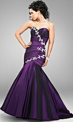 Purple Empire Strapless Sweetheart gown Drape skirt Teen Prom Mermaid Taffeta Dress-in Prom Dresses from Apparel & Accessories on Cheap Prom Dresses, Prom Party Dresses, Dresses For Teens, Evening Dresses, Bridesmaid Dresses, Dress Prom, Reception Dresses, Dresses 2013, Ball Dresses