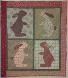 Kelly's Bunnies-Pattern by Jan Patek