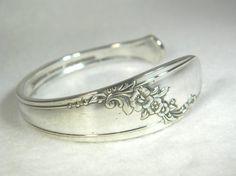 spoon bracelet...farmer's market next week...you're mine