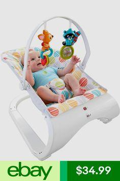 NIB Fisher Price Elephant Baby Soother White Noise Music /& Lights Sleep Crib