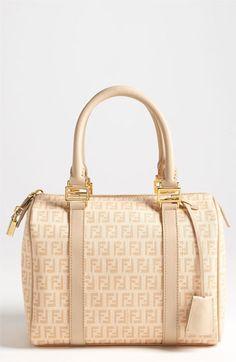 3240f5df38 Fendi  Forever Boston - Small  Satchel -I WANT THIS! Boston Bag