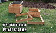 How To Build The Best Potato Box Ever
