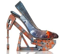 I will own a pair of Anastasia Redevich Lost Civilization collection. There amazing