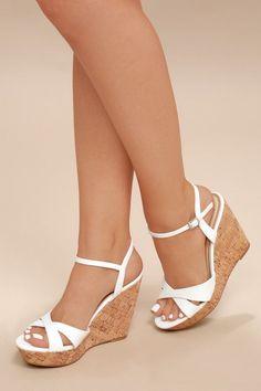 d3ac9c4cb509 37 Best Women s Wedge Sandals images
