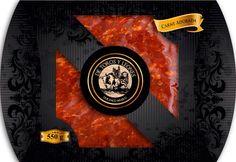 """Package design for """"De toros y leones"""""""