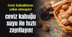 Ceviz kabuğu suyu kürü ile zayıflayın! Walnut Shell, Make Happy, Deli, Diet Recipes, Flora, Food And Drink, Health Fitness, Losing Weight, Health