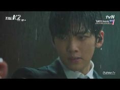 The K2 Ji Chang Wook Umbrella Scene ENG SUB