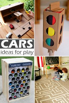 All Things that Move - CARS  #Specialeducation #Speechtherapy http://www.speechtherapyfun.com/