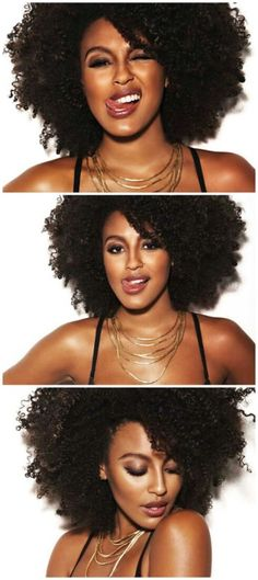Natural hair Rules! - thaisheleena: Sheron Menezes